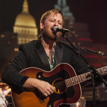 Dan Auerbach on Austin City Limits ©️KLRU photo by Scott Newton