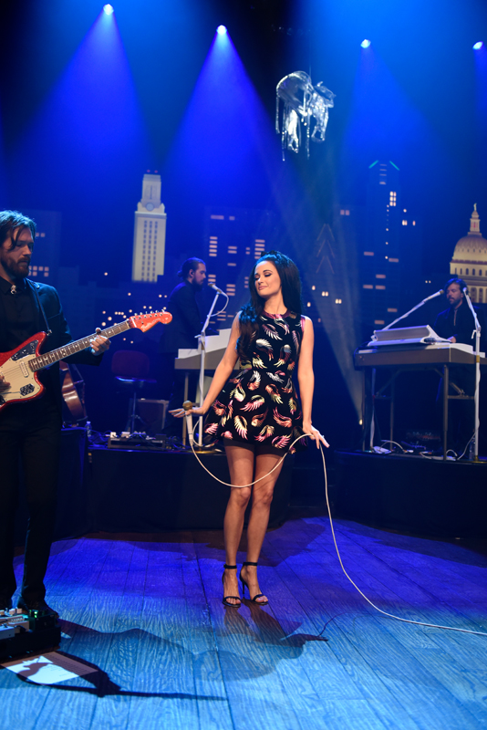 Kacey Musgraves Tapes Expansive Special Acl Austin City