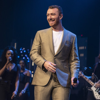 Sam Smith on Austin City Limits ©️KLRU photo by Scott Newton