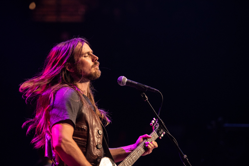 Lukas Nelson expands on family tradition for his debut ACL