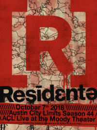Residente by Jared Connor