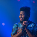 Khalid on Austin City Limits ©️KLRU photo by Scott Newton