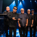 Los Lobos with Robert Rodriguez | ACL Hall of Fame 2018 ©️KLRU photo by Scott Newton