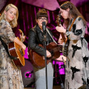 Aoife O'Donovan, Sara Watkins and Sarah Jarosz of I'm With Her | 2018 Americana Music Honors And Awards (Photo by Jason Davis/Getty Images for Americana Music Association)