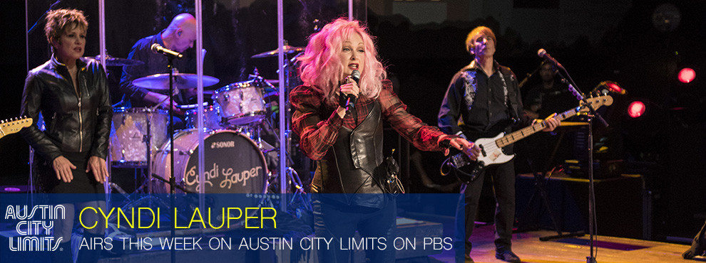 Watch Cyndi Lauper