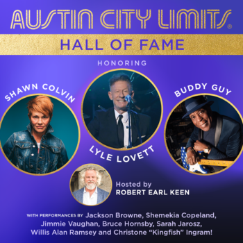 Shawn Colvin Mentioned Artists Austin City Limits