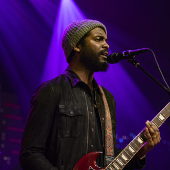 Gary Clark Jr. on Austin City Limits ©️KLRU photo by Scott Newton