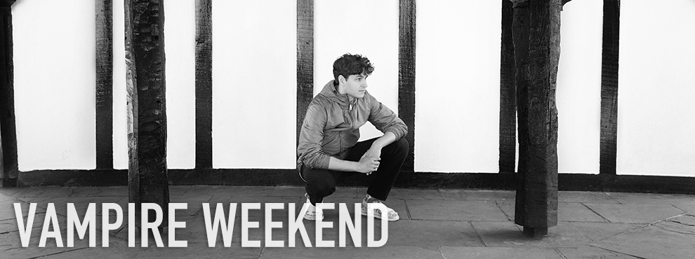 Vampire Weekend Ticket Giveaway