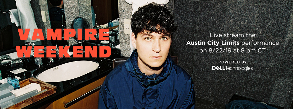 Vampire Weekend Live Stream