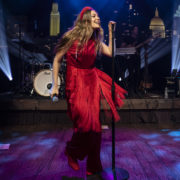 Maggie Rogers on Austin City Limits © KLRU photo by Scott Newton