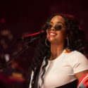 H.E.R. on Austin City Limits © KLRU photo by Scott Newton