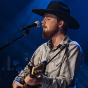 Colter Wall on Austin City Limits ©️KLRU photo by Scott Newton.