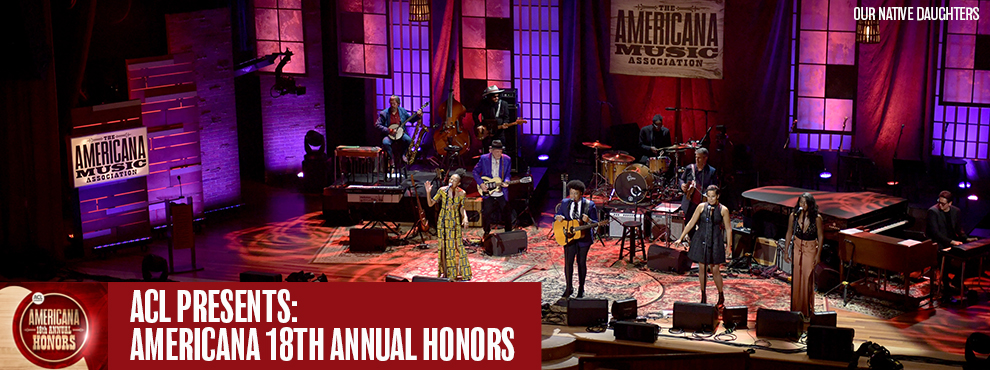 Watch ACL Presents: Americana 18th Annual Honors