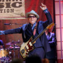 NASHVILLE, TENNESSEE - SEPTEMBER 11: Elvis Costello performs onstage during the 2019 Americana Honors & Awards at Ryman Auditorium on September 11, 2019 in Nashville, Tennessee. (Photo by Terry Wyatt/Getty Images for Americana Music Association)